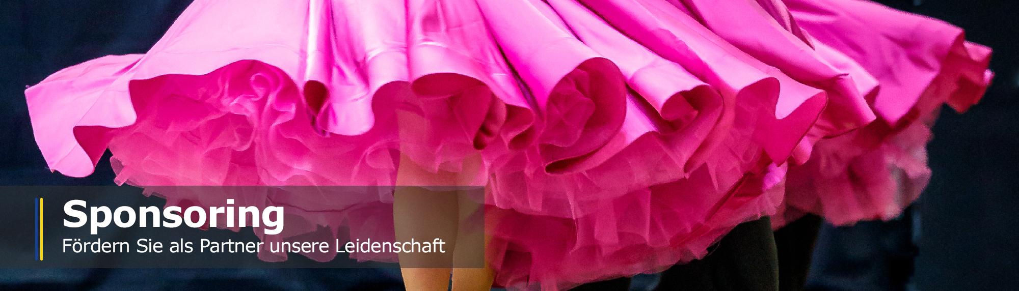 Standardtanz Kleid